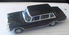Gama 1180  Western Germany vintage 1:43 diecast Mercedes 600 stretch limousine