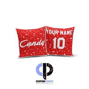 Liverpool - Retro Candy Cushion