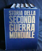 STORIA DELLA SECONDA GUERRA MONDIALE. 6 volumi. AA.VV. Rizzoli.