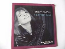 CARLY SIMON NEVER BEEN GONE PROMO CD ALBUM