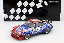 Porsche 934 #61 24h LeMans 1976 Andruet, Cachia, Borras 1:18 Minichamps