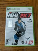 NHL 2K7 - Xbox 360 - Video Game complete