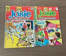 Josie and The Pussycats Lot of 2 #s 53 & 77 VG Archie Comics