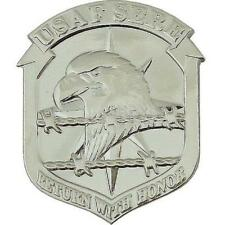 Air Force Beret Badge Survival Evasion Resistance Escape   (Made in USA)