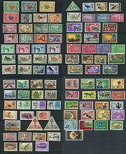 98 ETHIOPIA, SOMALIA stamps