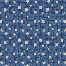 Fat Quarter Liberty Adventures Sky Cosmic Scatter Cotton Quilting Sewing Fabric