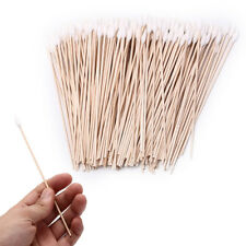 200pcs 6 inch gun cleaning cotton swabs,large tapered swabs gun clean DO