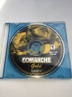 Comanche Gold-By Novalogic-PC CD-ROM-Windows 95/98-TESTED-RARE-SHIPS N 24 HOURS