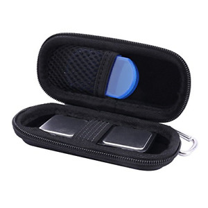 Hard Case for AliveCor Kardia Mobile ECG/EKG Monitor with Pill Organizer by