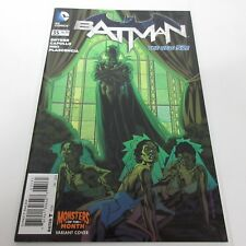 DC Comics The New 52! Batman Vol 2 #35 Monster of the Month Variant NM