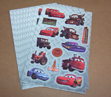 Sandylion Vintage Lightning McQueen Cars Stickers 10 Maxi Sheets RETIRED