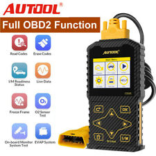 AUTOOL OBD2 Scanner Automotive Diagnostic Tool OBDII Code Reader Check Engine