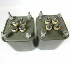 2 Vintage Chicago Ctc 362-7065 17161 Audio Transformers