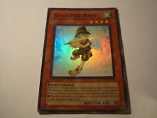 YU GI OH  Lucky Pied Piper TAEV-EN021 1st Edition Super Rare