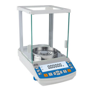 RADWAG AS 60/220 R2 PLUS WIFI Analytical Balance Laboratory Scale 220g x 0.01mg