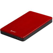 """CASE ADATTATORE BOX ESTERNO PORTATILE HDD HARD DISK DISCO 2.5"""" SATA USB 3.0 ROSS"""
