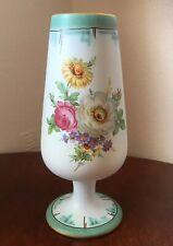 Vintage Vase. GOUDA POTTERY Floral Vase.Made In HOLLAND 1960/79. 1842 Design