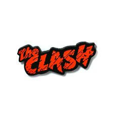 "laptop 4/"" The CLASH London Calling vinyl sticker Punk decal 4 car skateboard."