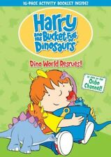 Harry and His Bucket Full of Dinosaurs: Dino World Rescues! [New DVD]