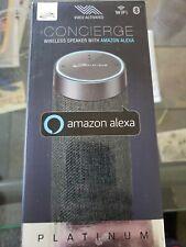 iLive ISWFV387G Concierge Platinum Bluetooth Wireless Speaker used