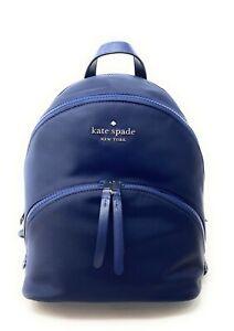 Kate Spade Karissa Nylon Medium  Backpack Nightcap Navy WKRU6586 $279