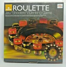 """Stokes Roulette Drinking Game / Jeu """"Shooters"""""""