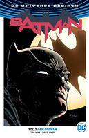 Batman TP Vol 1 I Am Gotham (Rebirth), King, Tom, Excellent