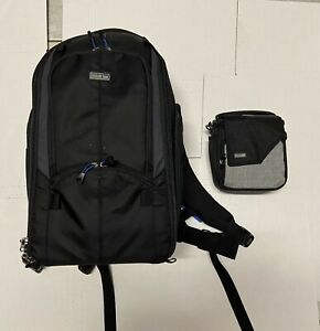 Think Tank Photo StreetWalker V2.0 Black Backpack W/ Small Mirrorless Mover