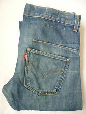 Levi's tipo I Twisted Engineered jeans W28 L34 BLU STRAUSS di competenza 163 #