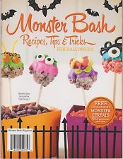 10-SET HALLOWEEN PARTY PLANNING Monster Bash Recipes Tips Tricks Adults Kids NEW