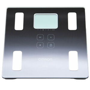 Omron BCM-500 Body Composition Monitor Scale Advanced Sensors Bluetooth BMI