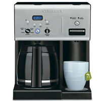 Cuisinart CHW-12 12-Cup Programmable Coffeemaker w/ Hot Water System