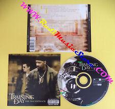 CD SOUNDTRACK Training Day 7243 8 11278 2 7 EUROPE 2001 no lp mc vhs dvd(OST4)