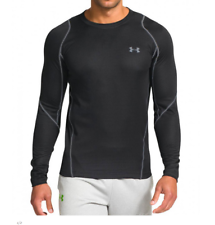 New Mens Under Armour Muscle Infrared Athletic Gym Grid Crew Tee Top Jacket 6365aeae3b