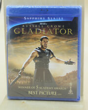 Gladiator - Sapphire Series Blu Ray Russell Crowe Brand New Sealed