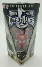 Bandai Mighty Morphin Power Rangers The Movie Red Ranger Toys'R'Us Sticker NEW