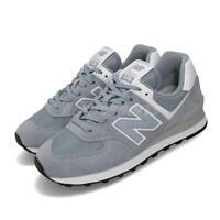 New Balance ML574 D Blue Grey Suede Men Women Unisex Running Shoes ML574ESKD