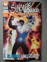 Suicide Squad Black Files #3 Main DC Universe Comic 1st Print 2019 unread NM