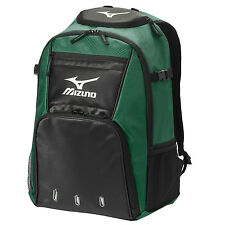 Mizuno Organizer G4 Baseball/Softball Backpack Bag - Forest Green