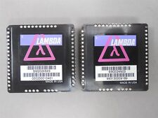 (2) Lambda SM2024S03 Isolated Module DC-DC Converter 1 Output 3.3V 5A NEW