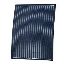 Nero 100W rinforzato Pannello Solare Flessibile-etilene tetrafluoroetilene Rivestimento & tedesco CELLE SOLARI