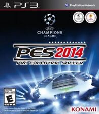 PES 2014 PRO EVOLUTION SOCCER PS3 SONY PLAYSTATION 3 NUOVO SIGILLATO ITALIANO