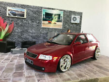 Audi S3 Ottomobile 1:18 Tuning Umbau in OVP Nr. 1614/1750 *Unikat*