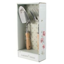 Wrendale Designs Fork and Trowel Garden Set in Gift Box