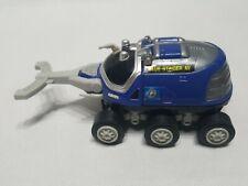 1996 Bandai Big Bad Beetleborgs Blue Stinger AV Vehicle Works Rare UTV Beetle