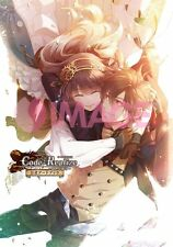Code: Realize ~ Genesis of Princess Official Art Book Japanese New With track