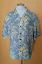 Tommy Bahama Hawaiian Shirt Men Size L