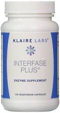 Klaire Labs INTERFASE PLUS 120 VEGCAP