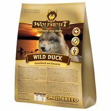 Wolfsblut Wild Duck Small Breed 15kg ***MEGAPREIS *** von Flixzoo