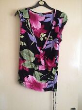 Party Floral Tops & Shirts Size Tall for Women